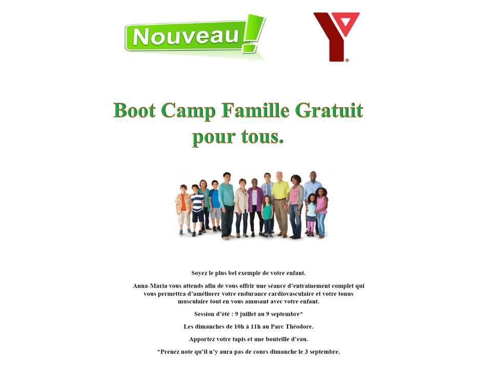 bootcamp ymca